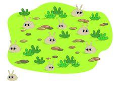 Free Cute Rabbits Stock Photo - 18789290