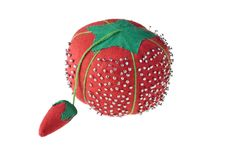 Free Red Pincushion Stock Photo - 18790360