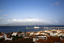 Free Landscape From Azores In Portugal Royalty Free Stock Images - 18790769