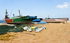 Free Fishermans Corner Calangute Goa Royalty Free Stock Images - 18795589