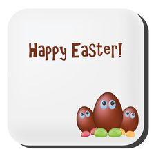 Free Easter Card Stock Photography - 18796072