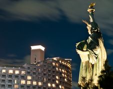 Free Statue Of Liberty In Tokyo Stock Photos - 18796403