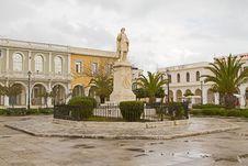 Free Solomos Statue Stock Image - 18796711