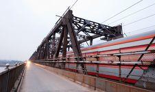 Free Railway Bridge Stock Photo - 18799630