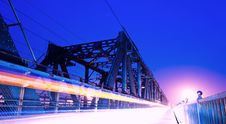 Free Railway Bridge Stock Photo - 18799670