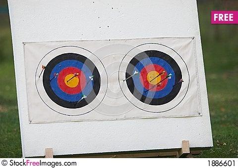 Free Target Stock Image - 1886601