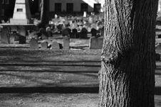 Free Graveyard Tree Stock Image - 1880621