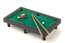 Free Billiards Royalty Free Stock Image - 1882376