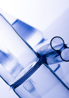 Sterile Conditions Royalty Free Stock Images