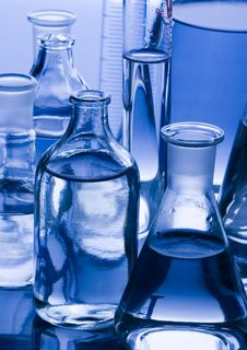 Sterile Conditions Stock Photography
