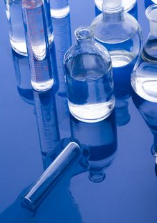 Free Laboratory Glass Royalty Free Stock Images - 1882939