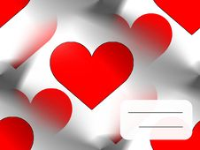 Free Valentine Greeting Card Royalty Free Stock Images - 1883789