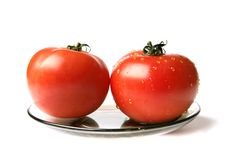 Free Dry And Wet Tomatoes Stock Image - 1884581
