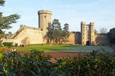Free Warwick Castle In The UK Royalty Free Stock Photos - 1885818