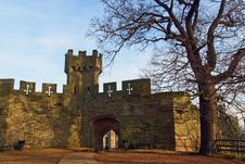 Free Warwick Castle In The UK Stock Images - 1885844