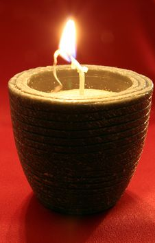 Free Candle Royalty Free Stock Photo - 1887115