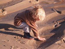 Free Sand Play Stock Photos - 1887583