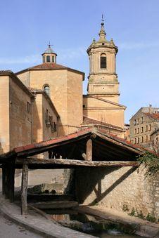 Free Monastery Of Santo Domingo De Silos (Spain) Royalty Free Stock Images - 1888939