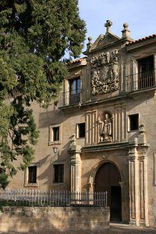 Free Monastery Of Santo Domingo De Silos (Spain) Royalty Free Stock Images - 1888949