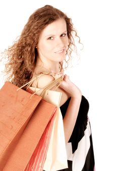 Free Shopping Woman Stock Photos - 18800023