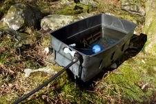 Free Water Tank. Stock Photo - 18800040