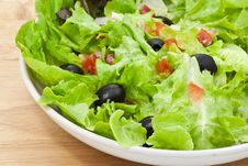 Free Salad Royalty Free Stock Image - 18800456