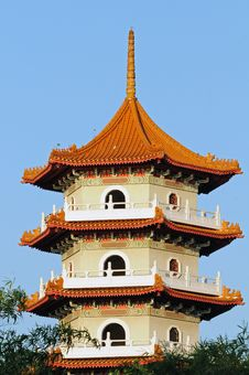 Free Pagoda Stock Photography - 18800572