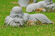 Free Buddha Statue Royalty Free Stock Photos - 18800618