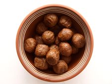 Free Soy Meatballs Royalty Free Stock Image - 18801386