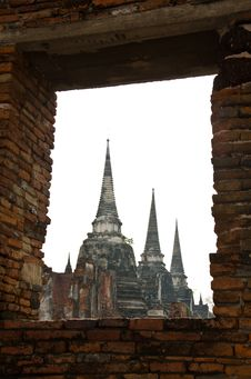 Free Ayutthaya Thailand Stock Photo - 18801540