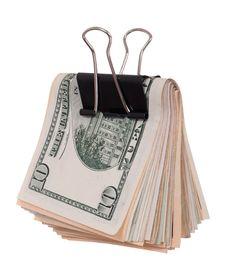 Free Pack Dollars Stock Photos - 18805023