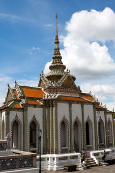 Free Grand Palace - Thailand Royalty Free Stock Photography - 18805307
