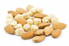 Free Mixed Nuts Stock Images - 18805344