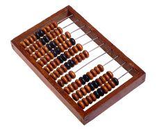 Free Old Abacus (retro). Stock Photo - 18807010