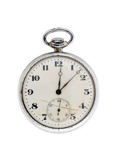 Free Old Pocket Watch Royalty Free Stock Image - 18807976