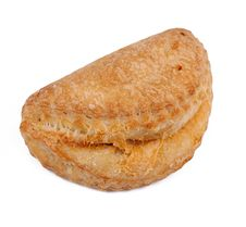 Baked Puff Pastry Royalty Free Stock Photo
