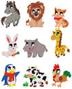 Free Cartoon Animal Icon Royalty Free Stock Image - 18812356