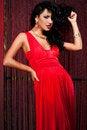 Free Elegant Fashionable Woman Royalty Free Stock Photos - 18815208