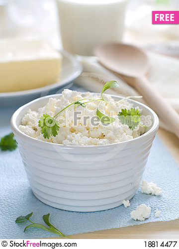 Free Dairy Product Royalty Free Stock Photography - 18814477
