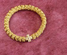 Free Bracelet Rosary Stock Photo - 18810560