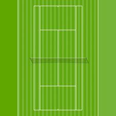 Free Grass Court Stock Images - 18811454