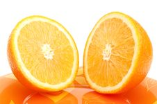 Free Nice Fresh Orange Stock Images - 18811944