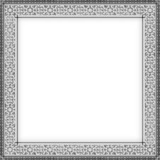 Free Ancient Metal Frame Stock Images - 18811984