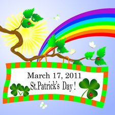 Free St. Patrick S Day. Stock Photo - 18812550