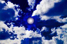 Free Night Sky Royalty Free Stock Image - 18814216