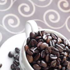 Free Coffee Beans Stock Images - 18814334