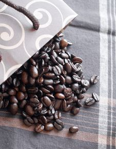 Free Coffee Beans Stock Photography - 18814362