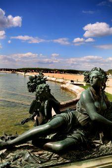 Free France: Versailles Palace Stock Photo - 18814940