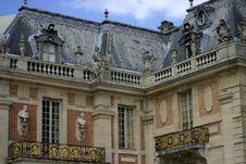 France: Versailles Palace Stock Image
