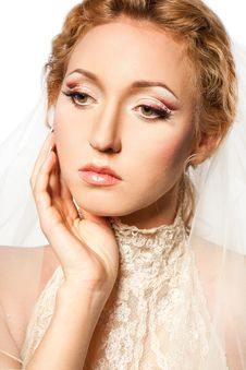 Free Bride Stock Photography - 18815182